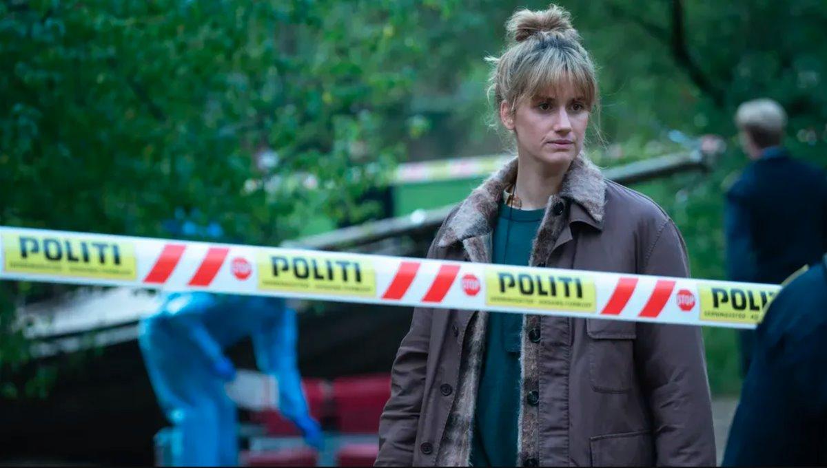 Spenningsrøðin 'Kastanjemanden' kemur á Netflix í dag